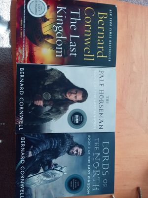 The Last Kingdom books for Sale in Arvada, CO