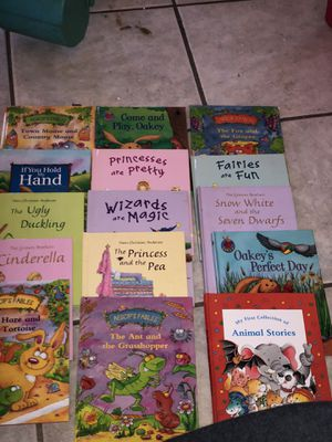 15 Like New Children'sClassic Stories for Sale in Metairie, LA