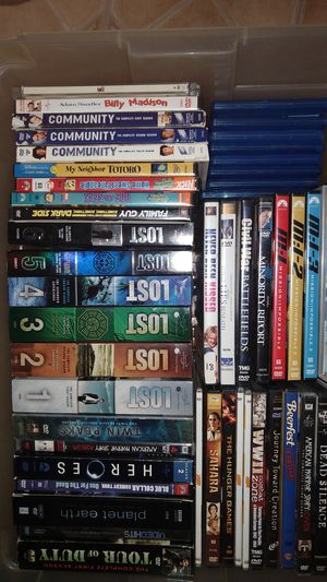 Movies, games for Wii, ps2, PS3 and Xbox for Sale in Banning, CA