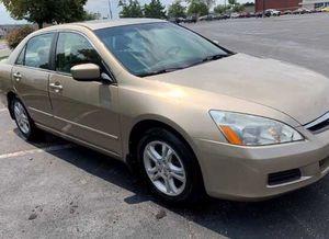 2007 Honda Accord ex for Sale in Phoenix, AZ