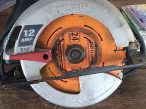 Skilsaw Electric Saw for Sale in Mount Gilead, OH