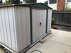 Garden Shed - Tustin, available pick up 25 June for Sale in Tustin, CA