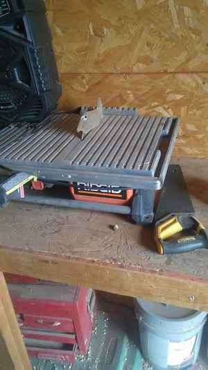 Ridgid for Sale in Phoenix, AZ