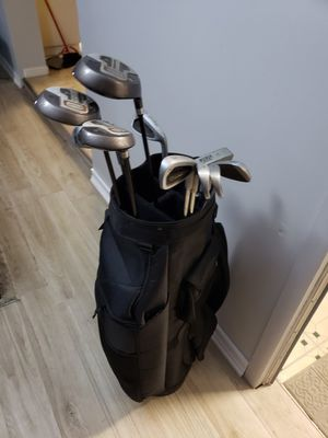 Golf clubs Dunlop reaction for Sale in Tampa, FL