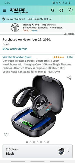bluetooth headphones for Sale in Coronado, CA