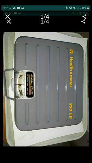 IL. Vintage Health O Meter Model 4250F. 250 Pound for Sale in Bolingbrook, IL
