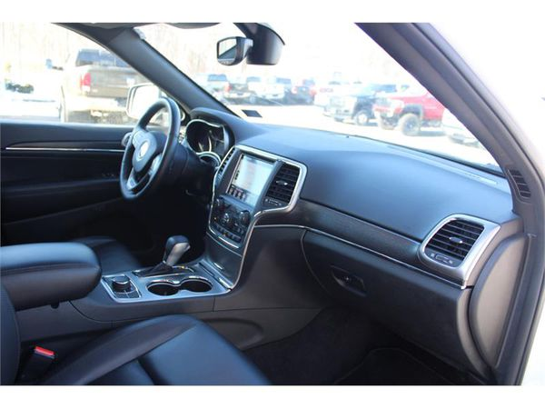 2018 Jeep Grand Cherokee LIMITED 4X4 FULLY LOADED ALL THE OPTIONS