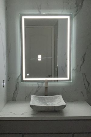 NEW LED mirror bathroom vanity / makeup for Sale in Artesia, CA