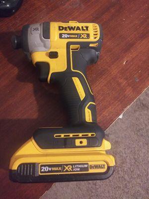 20 V Dewalt Drill for Sale in Lawton, OK