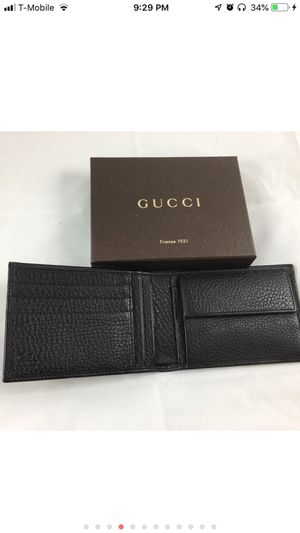 Brand New Authentic Men's Gucci Microguccissima Wallet for Sale in Garden City South, NY
