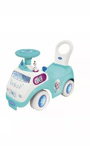 Disney Frozen Snow Queen Elsa First Push and Activity Ride on Toy Vehicle - Toddler Walk for Sale in Arlington, TX