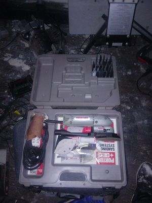 Porter cable profile sander model 444 for Sale in Pittsburgh, PA