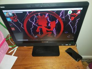 Lenovo touch screen computer with built in modem for Sale in Louisville, KY