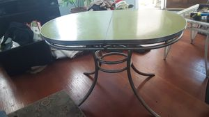 Late art deco kitchen table for Sale in Soquel, CA