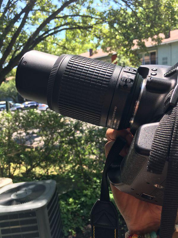 Nikon bundle D3200