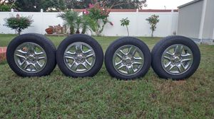 "Four new 17"" tires with rims for Sale in FL, US"