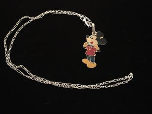 925 Mickey Mouse necklace for Sale in Glen Burnie, MD