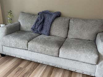 Grey Couch And Loveseat for Sale in Cleveland,  OH