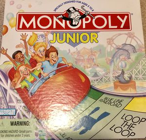 Monopoly Junior for Sale in Windermere, FL