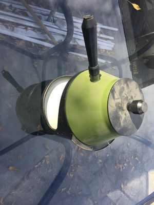 Fondue kit,camping pot,burner,canned heat for Sale in Sylmar, CA