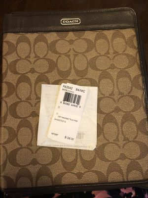 Coach iPad 2 cover for Sale in Chester, PA