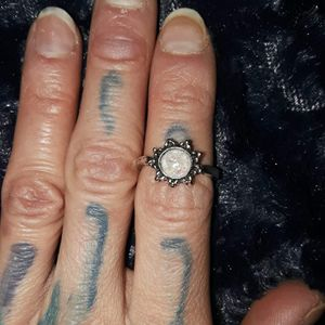 Sun Opal Ring for Sale in Palo, IA
