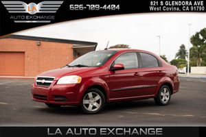 2011 Chevrolet Aveo for Sale in West Covina, CA