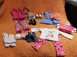 Genuine American Girl Doll Clothing for Sale in Puyallup, WA
