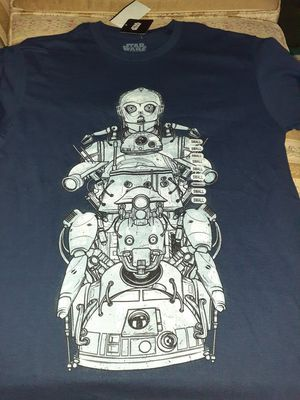 Star Wars Droid T Shirt (Size Small)-$10 for Sale in Los Nietos, CA