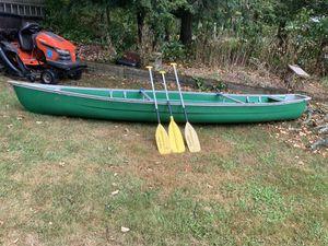 16 foot Coleman Scanoe for Sale in East Hampton, CT