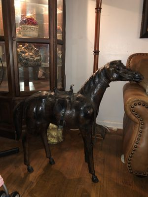 Leather Horse for Sale in Elizabeth, NJ