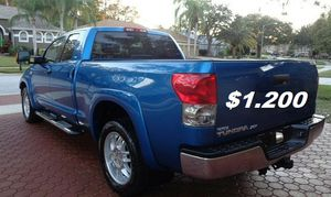 🎁($1,2OO)🍂FOR SALE 2007 Toyota Tundra for Sale in Washington, DC