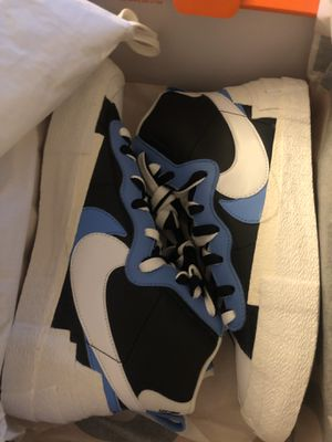 NIKE Blazer Sacai Mid-tops for Sale in Silver Spring, MD