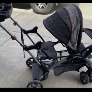 Baby Trend , Set And Stand Double Stroller for Sale in San Bernardino, CA