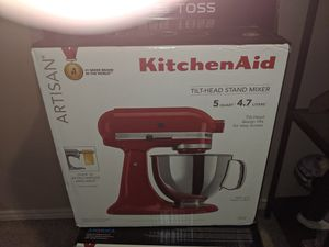 Kitchen aid 5.0 mixer for Sale in Frisco, TX