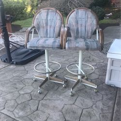 Set Of 2 Bar Stools for Sale in Federal Way,  WA