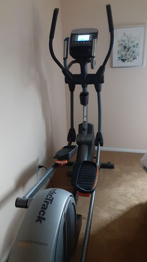 NordicTrack AudioStrider 990 Elliptical Exerciser Trainer - Used for Sale in Aurora, CO