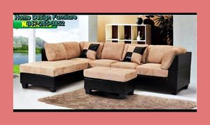 sectional with Ottoman for Sale in Queens, NY