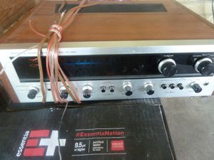 VINTAGE PIONEER SX-990 STEREO RECEIVER, WOOD CABINET. 15 DAY WARRANTY! for Sale in Waxahachie, TX
