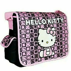Hello Kitty Messenger Bag Pink Sanrio Backpack New w Tag for Sale in Glendale, AZ