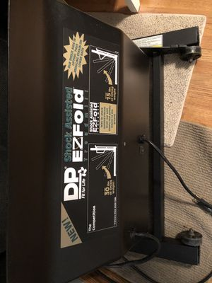 DP EZFold treadmill for Sale in Ontarioville, IL