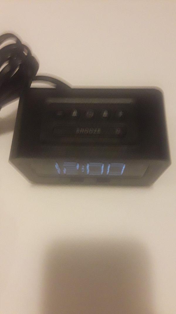 Capello alarm clock
