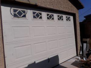 Garage Door 10ft 10 in x 7 ft for Sale in Los Angeles, CA