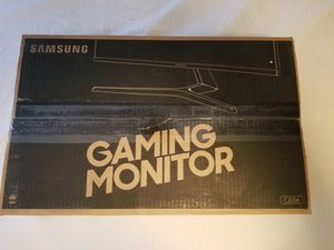Samsung 27 inch Curved 2560x1440 1ms 144hz GAMING Monitor for Sale in Las Vegas, NV