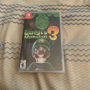 Luigis Mansion 3 Nintendo Switch for Sale in Orlando, FL