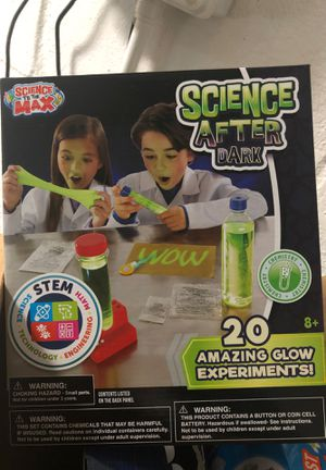 Science Max Glow Experiments for Sale in Winter Garden, FL