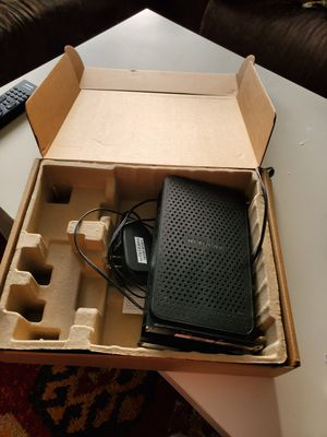 Netgear C3000 cable modem cum wifi router for Sale in Plano, TX