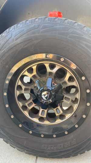 Fuel wheels for Sale in Loma Linda, CA