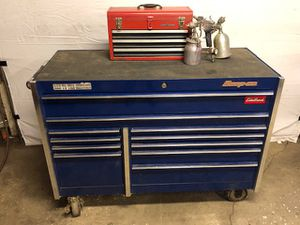 Snap On Tool Chest!! +All Tools!!!! for Sale in Marion, MI