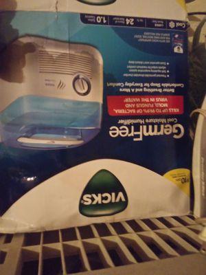 Vicks Vapor Rub humidifier for Sale in Lehigh Acres, FL
